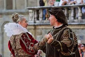 danze rinascimentali - spettacolo medioevale
