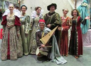 danze rinascimentali - Spettacolo medioevaledanze rinascimentali - Spettacolo medioevale