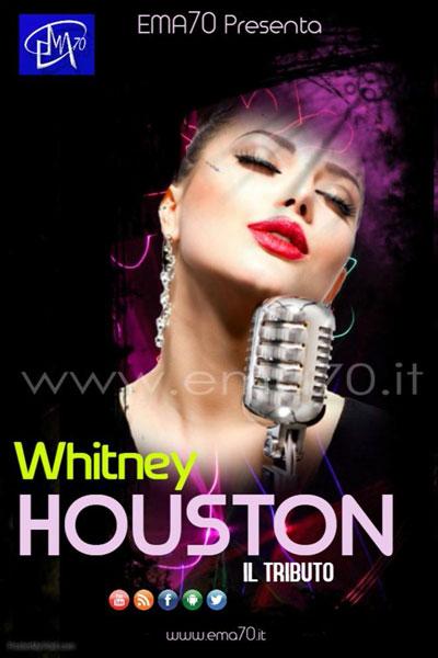 Whitney Houston il tributo