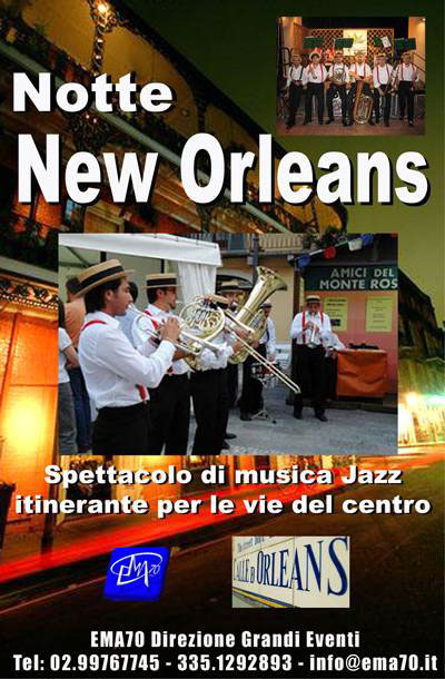 Notte New Orleans