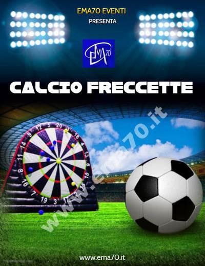 Eventi sportivi - Calcio freccette