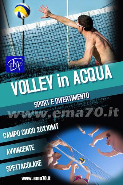 Eventi sportivi - Volley in acqua