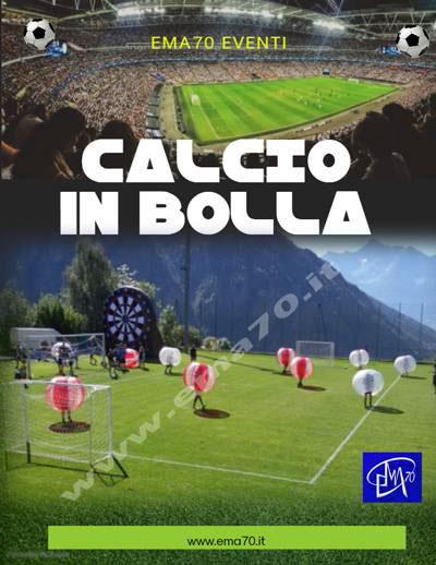 Calcio in bolla