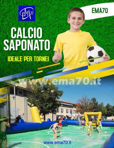 Calcio saponato - Eventi sportivi