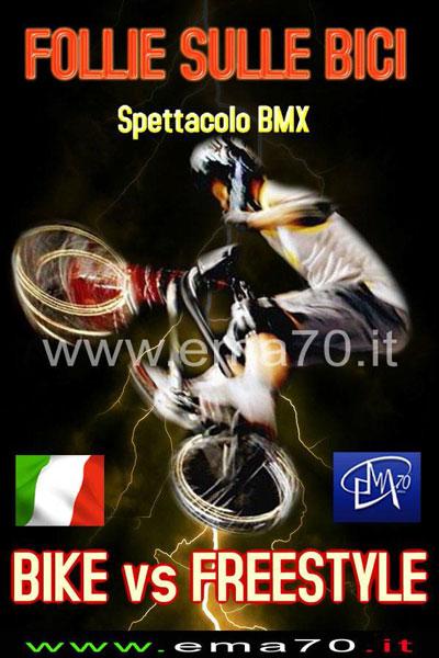 Follie sulle bici - Sport spettacolo
