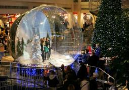 La grande bolla di Natale