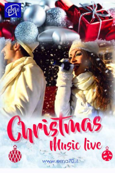 Christmas music live