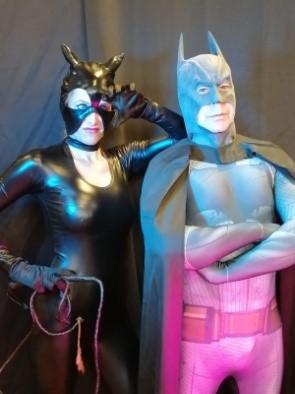 Supereroi di carnevale