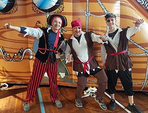 carnevale - i pirati