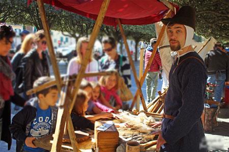 Arti e mestieri medioevali