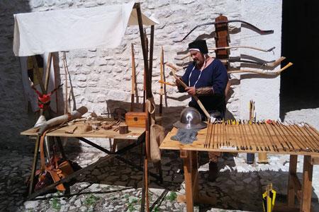 Arti e mestieri medioevali - Arcaio