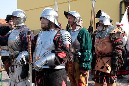 Compagnia d'armi - spettacoli medioevali
