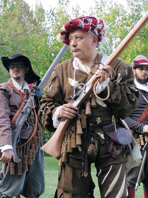 Soldato del XV sec. - Spettacoli medioevali