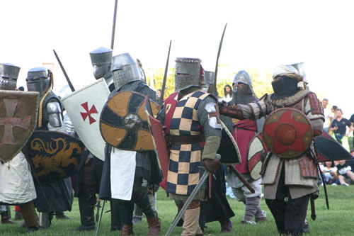 Combattimenti medioevali