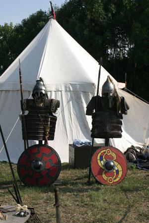 Le armature - Spettacoli medioevali