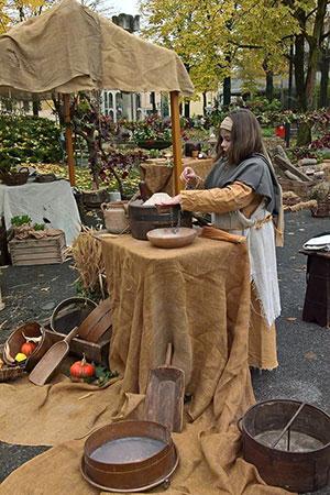 Antichi mestieri - Spettacoli medioevali