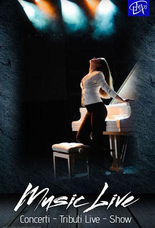 Locandina Musica live
