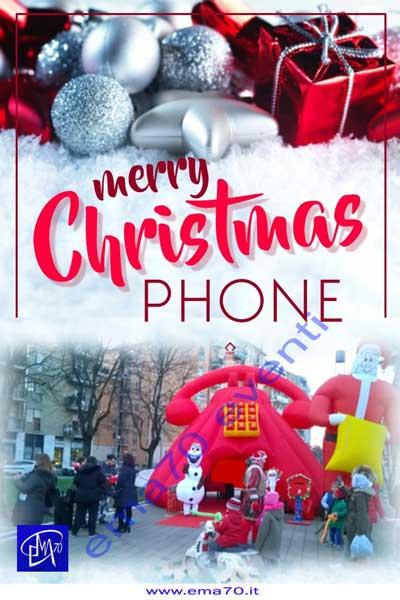 Marry Christmas Phone
