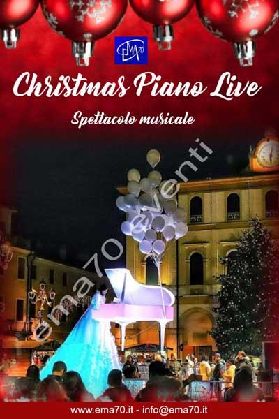 Christmas piano live - Spettacoli di Natale