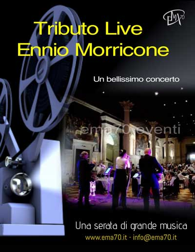 Tributo Live Ennio Morricone